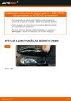 PDF manual sobre manutenção de X3