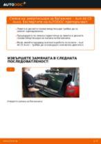 Как се сменят амортисьори за багажник на Audi A6 C5 Avant – Ръководство за смяна