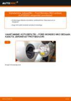 ALCO FILTER SP-1329 eest MONDEO III Luukpära (B4Y) | PDF asendamise õpetused