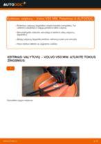 Automechanikų rekomendacijos VOLVO Volvo v50 mw 1.6 D Pasukimo trauklė keitimui
