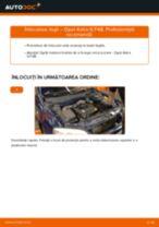 Când trebuie sa schimbi Bujii iridium OPEL ASTRA G Hatchback (F48_, F08_): pdf manual