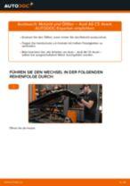 Motoröl und Ölfilter selber wechseln: Audi A6 C5 Avant - Austauschanleitung