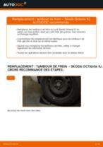 Comment changer et régler Tambours De Frein arrière et avant : guide pdf gratuit