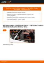 BMW Rėmas, stabilizatoriaus tvirtinimas keitimas pasidaryk pats - internetinės instrukcijos pdf