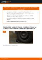 Cum să schimbați: tambur frana la Skoda Octavia 1U | Ghid de înlocuire