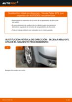 SEAT Alhambra 7M 2016 manual de solución de problemas