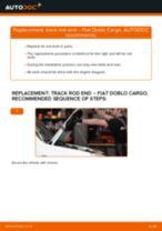 FIAT DOBLO service manuals
