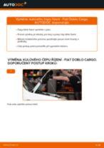 Návodý na opravu a údržbu PEUGEOT 405 II Kasten / Kombi (4E_)