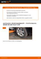 Wie Getriebelagerung beim MERCEDES-BENZ VIANO wechseln - Handbuch online