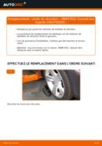 Comment changer : rotule de direction sur BMW E92 - Guide de remplacement