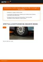 PDF manuale di sostituzione: Testine sterzo FIAT PUNTO (188)