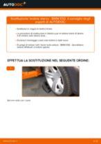 Come cambiare testine sterzo su BMW E92 - Guida alla sostituzione