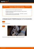Zalecenia mechanika samochodowego dotyczącego tego, jak wymienić VW Golf 6 2.0 TDI Wahacz