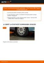 FIAT Kormány gömbfej cseréje csináld-magad - online útmutató pdf