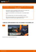 Hoe ruitenwissers vooraan vervangen bij een Audi A4 B7 Avant – Leidraad voor bij het vervangen