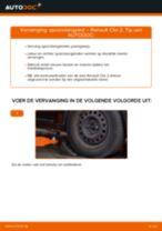 Spurstangenkopf veranderen RENAULT CLIO: gratis pdf