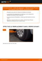 Changement Joint de rotule de direction CITROËN XSARA : tutoriel en ligne