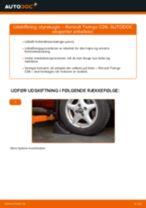 Udskift styrekugle - Renault Twingo C06 | Brugeranvisning