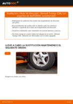 MAPCO 49147 para TWINGO I (C06_) | PDF guía de reemplazo
