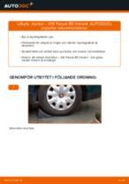 Byta styrled på VW Passat B5 Variant – utbytesguide