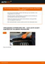 Hoe interieurfilter vervangen bij een Audi A4 B7 Avant – Leidraad voor bij het vervangen