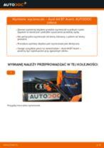 Jak wymienić wycieraczki przód w Audi A4 B7 Avant - poradnik naprawy