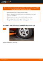 Renault Laguna 3 javítási és kezelési útmutató pdf