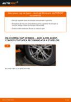 Cum să schimbați: cap de bara la Audi A4 B6 Avant   Ghid de înlocuire