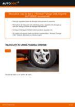 Cum să schimbați: cap de bara la Renault Twingo C06 | Ghid de înlocuire