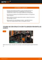 Wie Audi A6 C5 Avant Bremsscheiben vorne wechseln - Anleitung