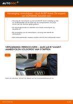 Hoe remschijven vooraan vervangen bij een Audi A4 B7 Avant – Leidraad voor bij het vervangen