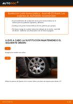 Cómo cambiar: junta homocinética - Audi A6 C5 Avant | Guía de sustitución
