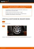 Come cambiare giunto omocinetico su Audi A6 C5 Avant - Guida alla sostituzione