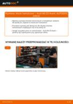 Instrukcja obsługi i naprawy AUDI A6