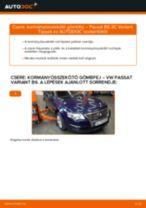 SWAG 30 72 0013 mert Passat Variant (3C5) | PDF változtatni útmutató