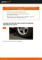 Wie BMW E39 Spurstangenkopf wechseln - Anleitung