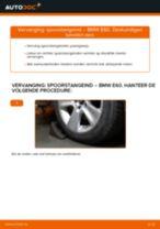 Hoe spoorstangeind vervangen bij een BMW E60 – vervangingshandleiding