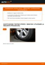 Scopri il nostro tutorial dettagliato su come risolvere il Testine di sterzo BMW problema