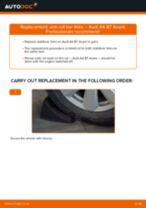 How to change Wheel speed sensor on Ford Fiesta Mk6 Saloon - manual online