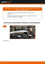 Automehaaniku soovitused, selleks et vahetada välja BMW BMW E53 3.0 i Amort