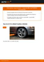 Cum să schimbați: cap de bara la Audi A4 B8   Ghid de înlocuire