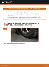 Vervangen: Stuurkogel VW POLO