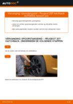 DIY-handleiding voor het vervangen van Wielnaaf in MAZDA 3 2020