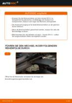 Auswechseln Bremsscheibe HONDA CR-V: PDF kostenlos