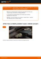Changer Kit de soufflet de direction VW à domicile - manuel pdf en ligne