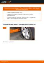 Udskift styrekugle - Ford Mondeo BWY | Brugeranvisning