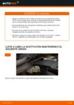 Reemplazar Kit de frenos de disco HONDA CR-V: pdf gratis