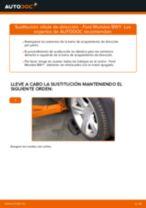 PDF manual sobre mantenimiento SEAT ALHAMBRA 2015