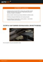 Vaiheittainen PDF-opas: kuinka vaihtaa Polo 9n -mallin Hehkutulppa