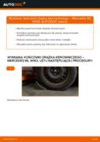 Jak wymienić Amortyzatory tylne i przednie Rover 200 Coupe - instrukcje online